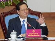 Reelegido Nguyen Tan Dung premier de Viet Nam