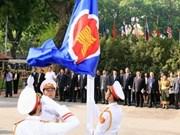 VN: Ceremonia para izar bandera de ASEAN