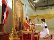 Felicitan a nuevos dirigentes de Tailandia