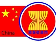 China, mayor socio comercial de ASEAN