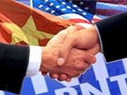 Crece comercio entre VN y EE.UU