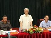 Fortalece Viet Nam construcción de contingente de intelectuales