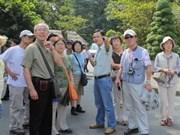 Turismo extranjero crece en Viet Nam