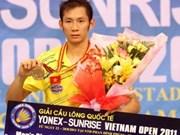 Viet Nam campeón en torneo internacional de bádminton