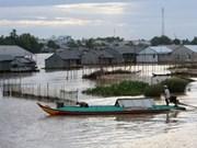 Desarrollan seminario sobre gestiones de riesgos en Mekong