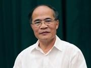 Presidente de Asamblea Nacional visita Cambodia