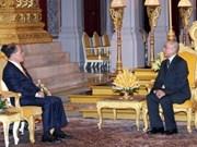 Viet Nam y Cambodia profundizan colaboración