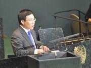 Viet Nam continuará renovación y desarrollo socioeconómico