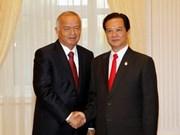 Viet Nam y Uzbekistán fortalecen cooperación