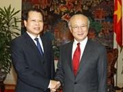Ayuda AIEA a Viet Nam en energía nuclear