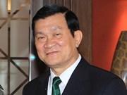 Presidente vietnamita visitará la India y Sri Lanka
