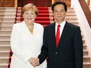 VN y Alemania establecen asociación estratégica