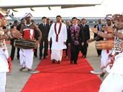 Viet Nam y Sri Lanka intensifican relaciones