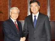 Secretario general del PCV sigue gira por China