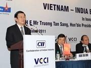 Presidente vietnamita en foro empresarial