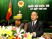 Parlamento vietnamita inaugura sesiones