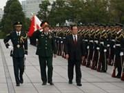 Fortalecen Viet Nam y Japón cooperación de defensa