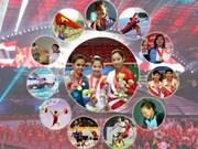 Vietnam ocupa tercer lugar en SEA Games