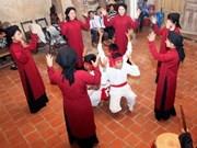 Canto Xoan: patrimonio cultural del mundo