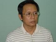 Reducen sentencia a elemento subversivo en Vietnam