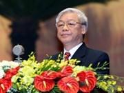 Secretario General del Partido inicia visita a Cambodia