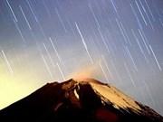Lluvia de meteoros Gemínidas en Vietnam