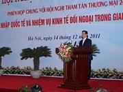 Vietnam intensifica labores diplomáticas