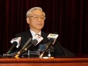 Secretario General aboga por fortalecer Partido