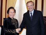 Vietnam impulsa nexos con Organización francófona