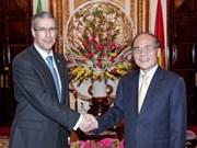 Vietnam y México intensifican relaciones parlamentarias