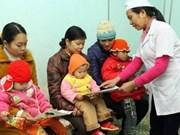 Esfuerzo de Vietnam por mejorar calidad sanitaria