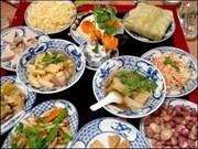 El banquete del Tet, arte culinaria vietnamita