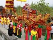 Fiesta tradicional honra a Madre del pueblo vietnamita