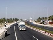 Inauguran nuevo puente en la región sureña