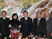 Presidente elogia papel del Consejo Teórico del Partido