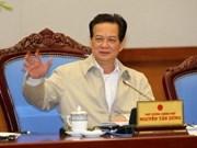 Premier vietnamita urge a controlar inflación en un dígito