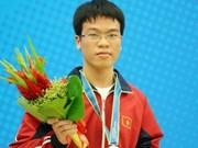 Primera victoria del ajedrecista Le Quang Liem en Aeroflot 2012
