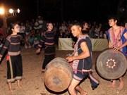 Conservan más de dos mil 300 gongs en Dak Lak