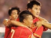 Vietnam sigue como líder de fútbol en Sudeste de Asia