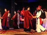 Vietnam honra canto Xoan, patrimonio cultural del mundo