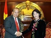 Vietnam y Tailandia robustecen relaciones