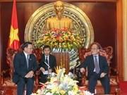 Satisfecho Vietnam por amistad y cooperación con Cambodia