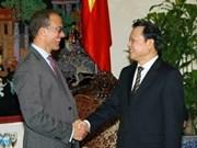 Fomentan Vietnam y Estados Unidos nexos