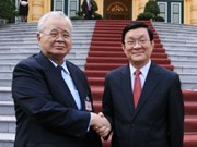 Empresarios japoneses ofrecen apoyo industrial a Vietnam