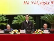 Vietnam acelera lucha contra corrupción