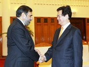 Vietnam apoya proyectos inversionistas de la India