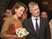 Compromete príncipe belga mayor asistencia a Vietnam