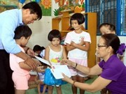 Asistencia china a víctimas vietnamitas del Agente Naranja