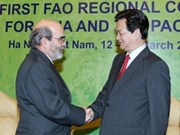 Reafirma Vietnam respaldo a programas de la FAO