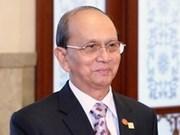 Presidente de Myanmar visitará Vietnam